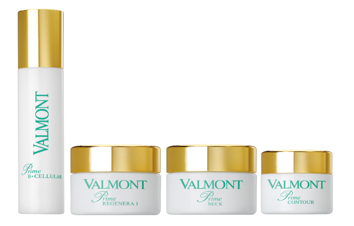 Valmont skin care products