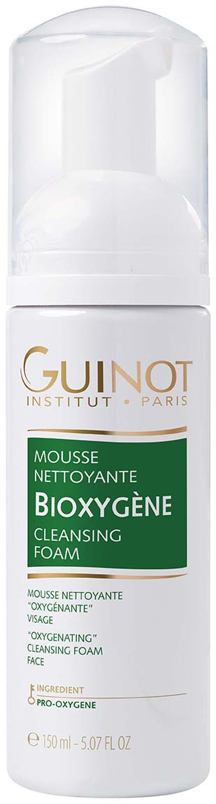 GuinotBIOXYGENE_CLEANSING_FOAM