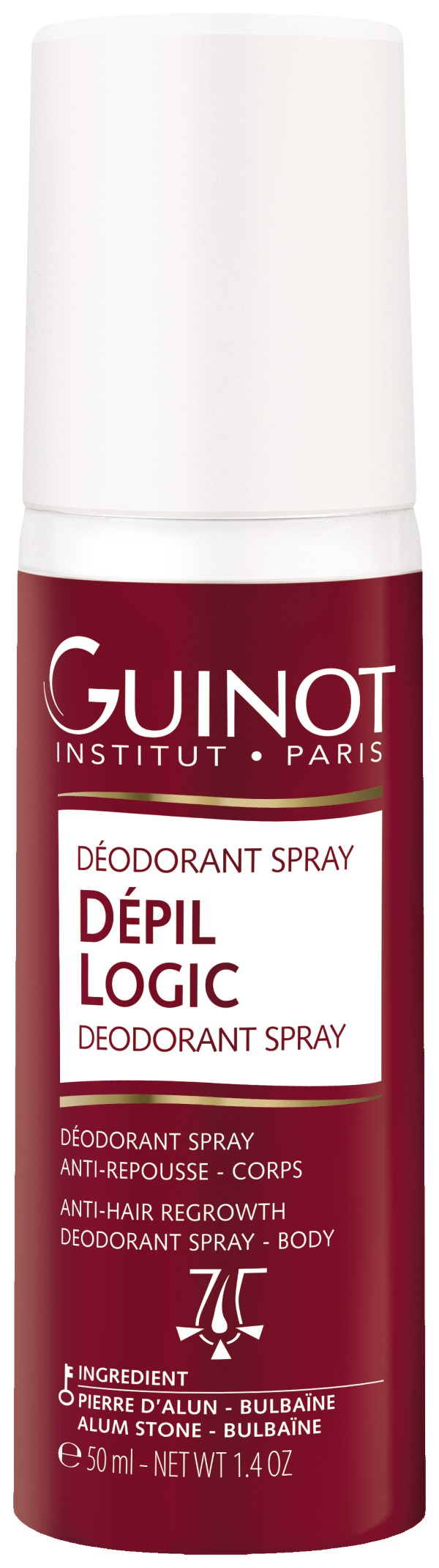 GuinotDEPIL_LOGIC_DEO_SPRAY